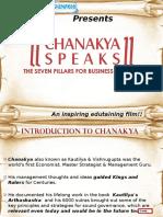 Business Speech by Chanikaya