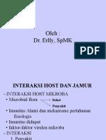 Interaksi Host Dan Jamur