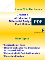 differential analysis of FM