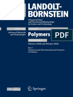 K.-f Arndt, M. D. Lechner Eds. Polymer Solids and Polymer Melts–Mechanical and Thermomechanical Properties of Polymers