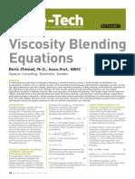 Lube Tech093 ViscosityBlendingEquations