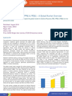 Sulfone Polymers (PSU, PPSU & PESU) - A Global Market Overview