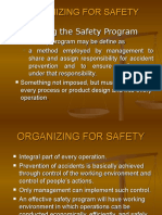 organizing for safety.ppt