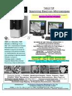 1.PHENOM-Scanning Electron Microscopes