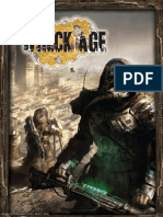 Wreck Age a Post-Collapse RPG and Tabletop Game
