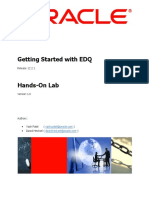 Getting Started With Edq