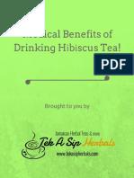 Medical Benefits of Drinking Hіbіscus Tea!