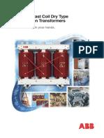 Catalogue-Dray Type Transformer