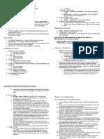 Property Law Summary