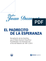 Homilias Padre Juan Dumont Chauffour- Derrama Magisterial