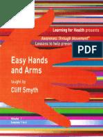 Cliff Smyth - Easy Hands and Arms v1-3 - CD Booklet (2004)(Feldenkrais)