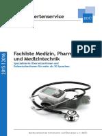 BDUe_Fachliste_Medizin