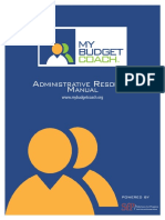 Relationship Manager Administrative Resource Manual
