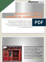 Introduce to Bari & Ancona by Impresaitalia