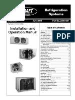 BOHN Installation Manual