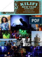 Distant Relatives - Kilifi New Year 2016-2017 Sponsorship Proposal
