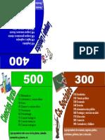 300 Hasta El 500 PDF