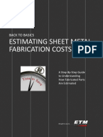Estimating Sheet Metal Fabrication Costs v3