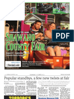 Shawano County Fair Tab