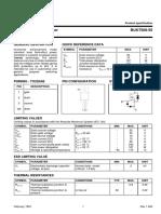 datasheet BUK7508-55