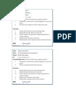 Contoh Rancangan Pengajaran Harian Bahasa Inggeris Tahun 6