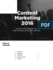 Contently CMO 2016 Staffing Measurement Effectiveness