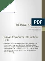 6. HCI & UGC