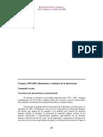 ACOSTA_ Uruguay 1985-2005. Dimensiones y tensiones de la democracia.pdf
