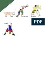 Tecnicas de Baloncesto