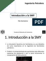Introduccion a la SMY
