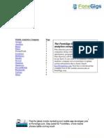 FoneGigs_DirectoryofMobileAnalyticsCo