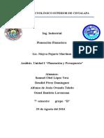 ANALISIS PLANEACION Y PRESUPUESTO.docx