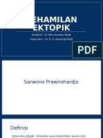 Review Kehamilan Ektopik