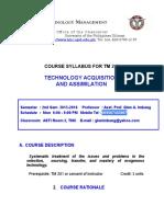 TM 241 Syllabus