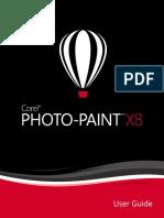 Corel Photo Paint x8