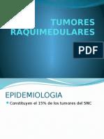 TUMORES-RAQUIMEDULARES