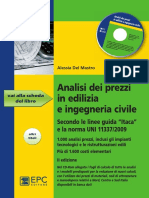 Analisi Dei Prezzi in Edilizia