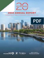 Visit Philadelphia 2016 Annual Report