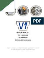 Dossier Ventuari Metal