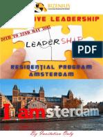 Executive Leadership Amsterdam