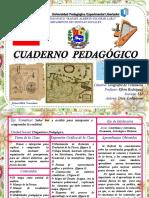 cuDERNO PEDAGOGICO