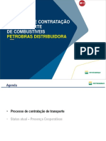 Apresentação BR Distribuidora - Transporte de Combustiveis