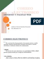 Internet y Paginas Web