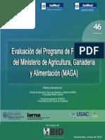Evaluacion Del Programa