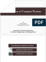 Intro to Computer Systems
