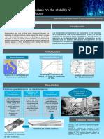 Influencia de los sismos en la estabilidad de taludes