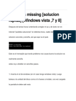 NTLDR is missing.docx