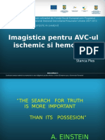 53 IMAGISTICA Pentru AVC-ul Ischemic Si Hemoragic