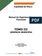 Manual de Organizacion y Funciones Recursos H Enero 2016
