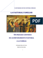 MELGAR VICIOSA, GERARDO - Para La Puesta en Marcha de Una Pastoral Familiar